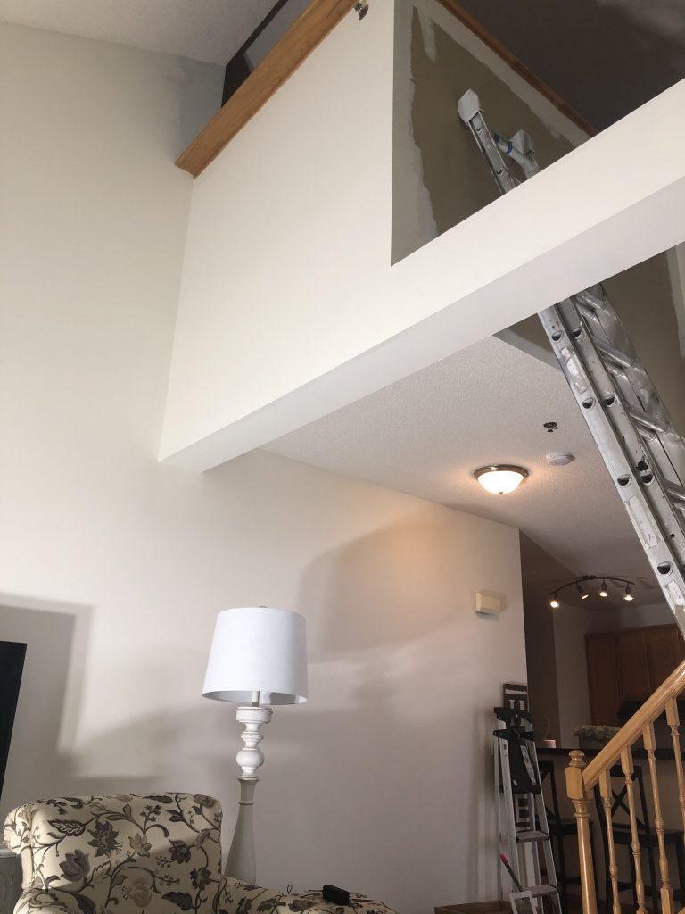 Metro Painting Staircase Service