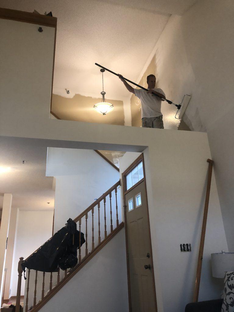 Minnesota interior painting service